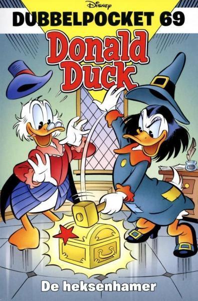 Donald Duck dubbel pocket 69 De heksenhamer