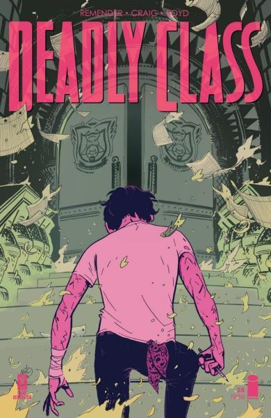 Deadly Class 38 Never Go Back, Part 3