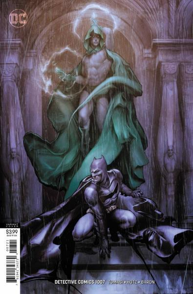 Detective Comics B1007 Let it Bleed