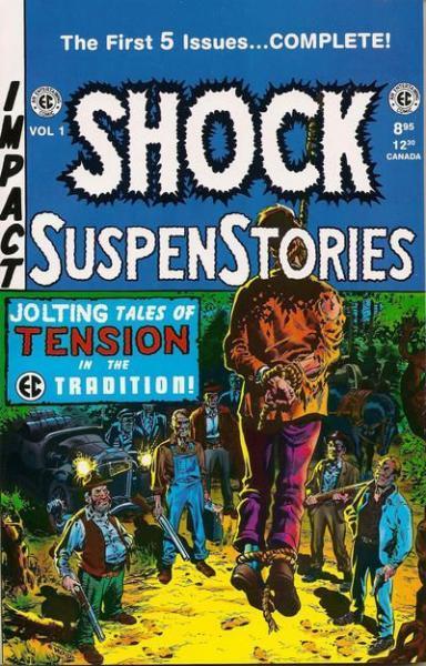 Shock SuspenStories Annual 1 Volume 1