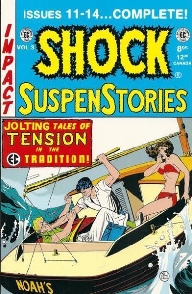 Shock SuspenStories Annual 3 Volume 3