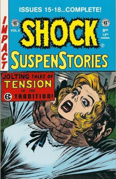 Shock SuspenStories Annual 4 Volume 4