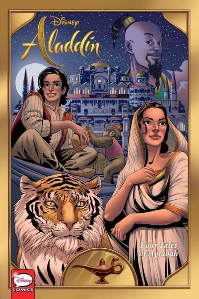Disney Aladdin: Four Tales of Agrabah 1 Disney Aladdin: Four Tales of Agrabah