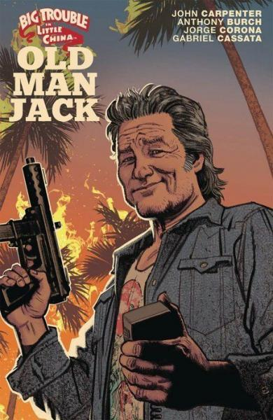 Big Trouble in Little China: Old Man Jack INT 1 Volume 1