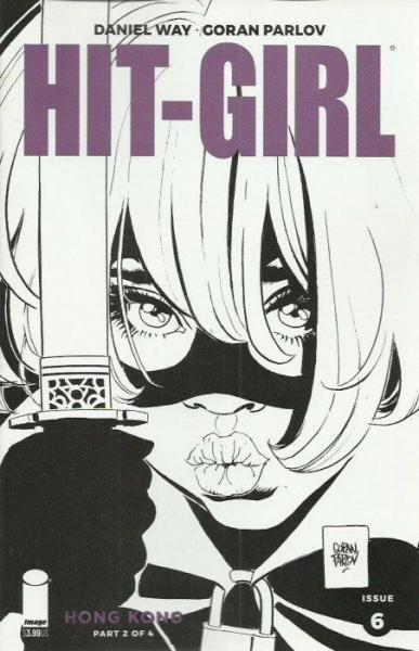 Hit-Girl Season Two 6 Hong Kong, Part 2