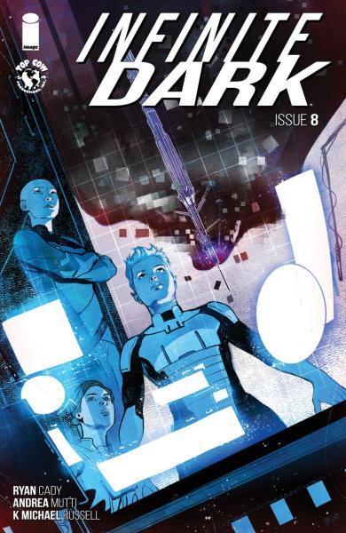 Infinite Dark 8 Issue #8