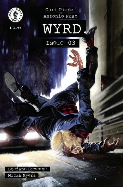 Wyrd 3 Issue #3
