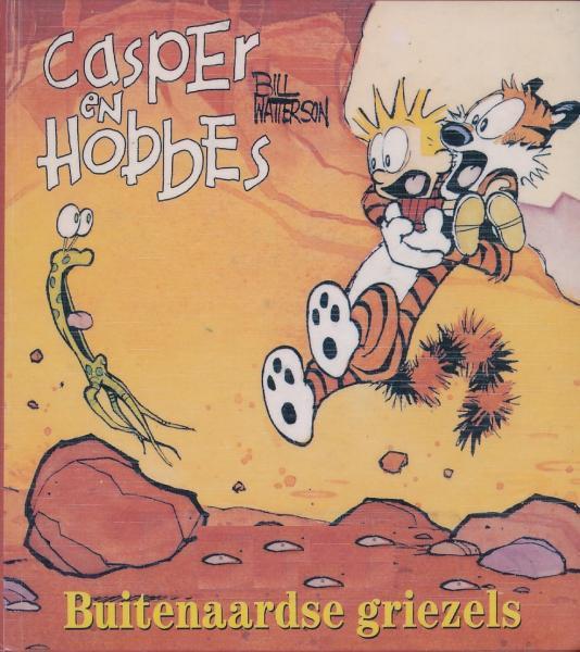 Casper en Hobbes 4 Buitenaardse griezels