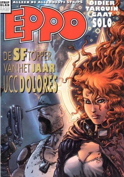 Eppo - Stripblad 2019 (Jaargang 11) 15 Nummer 15