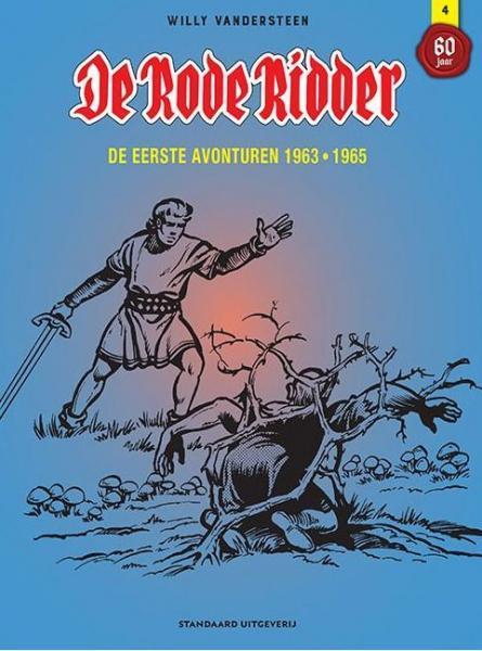 De Rode Ridder - Integraal 4 De eerste avonturen 1963-1965
