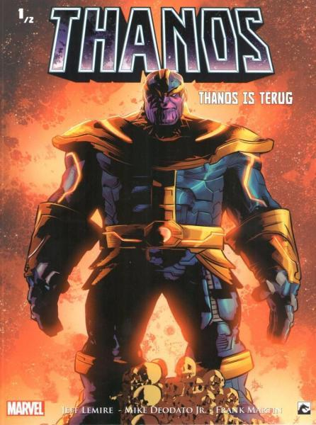 Thanos (Dark Dragon) 1 Thanos is terug, deel 1