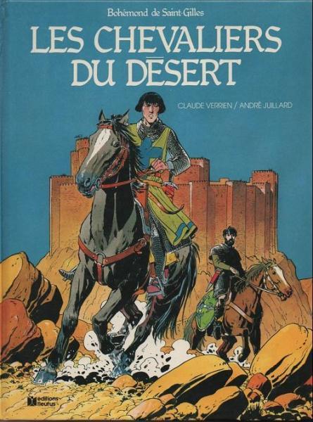 Alwin 1 Les chevaliers du désert