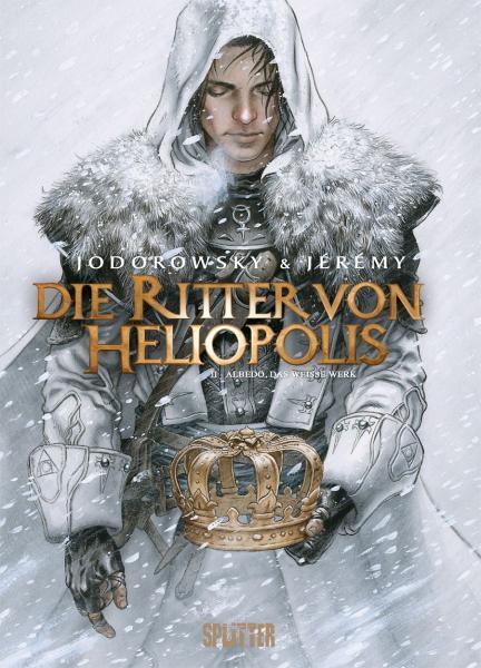De ridders van Heliopolis 2 Albedo, das weiße Werk