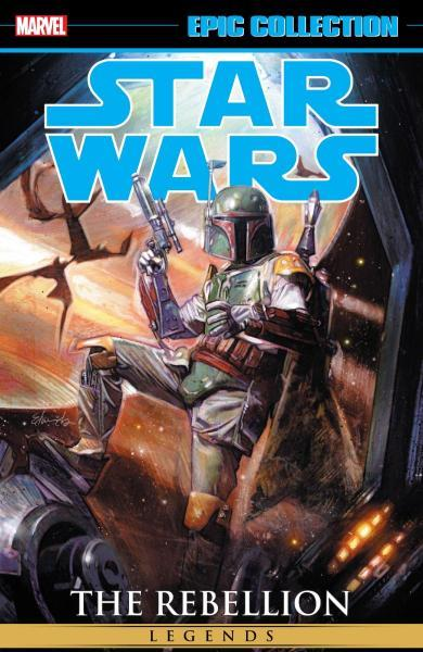 Star Wars Legends: The Rebellion - Epic Collection 3 Volume 3