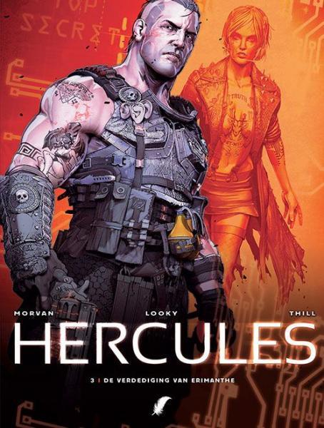 Hercules (Looky) 3 De verdediging van Erimanthe