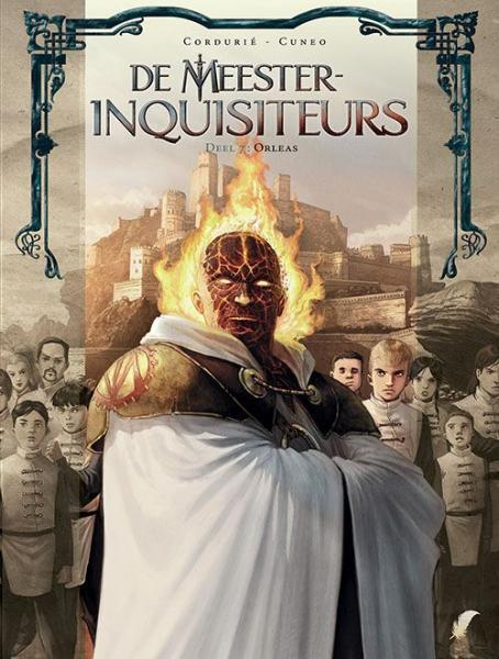 De meester-inquisiteurs 7 Orleas