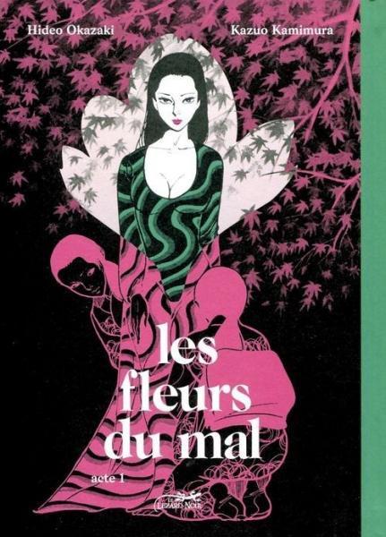 Les fleurs du mal (Kamimura) 1 Acte 1