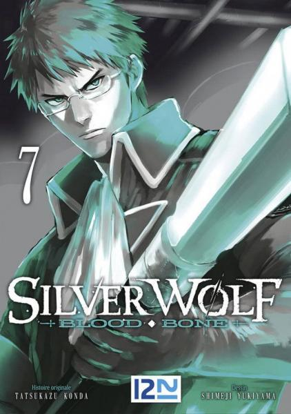 Silver Wolf - Blood Bone 7 Tome 7