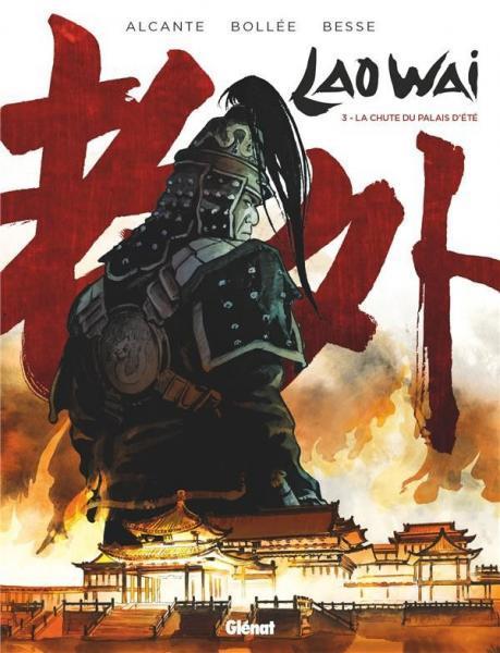 Laowai 3 La chute du palais d'été