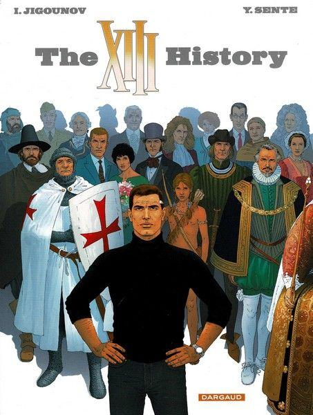 XIII 25 The XIII History