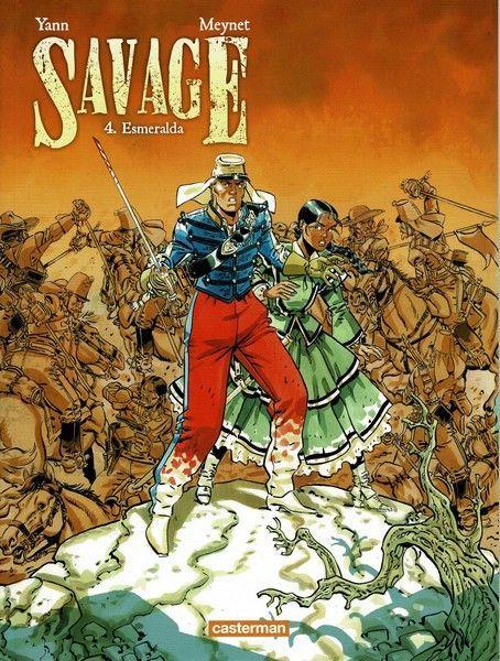 Savage (Meynet) 4 Esmeralda