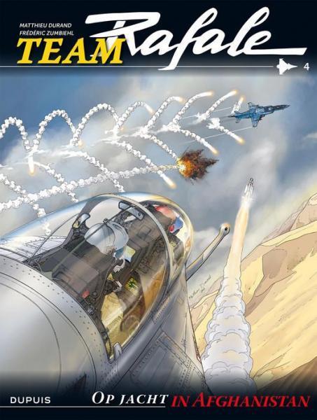 Team Rafale 4 Op jacht in Afghanistan
