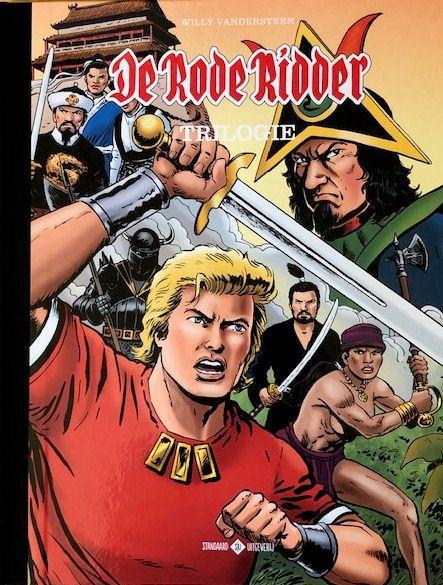 De Rode Ridder INT 22 Trilogie