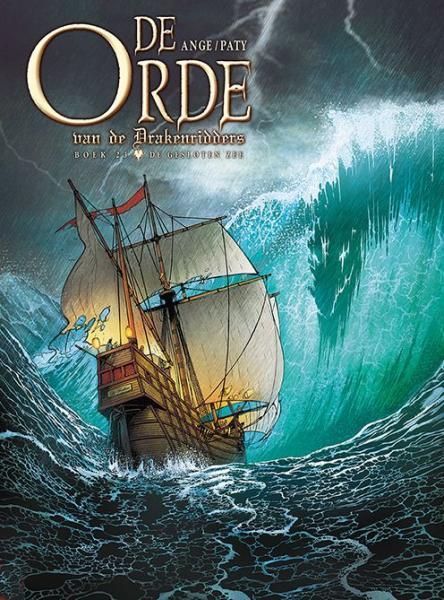 De orde van de drakenridders 23 De gesloten zee
