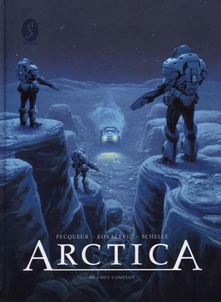 Arctica 10 Het complot