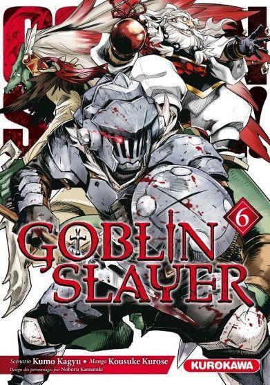 Goblin Slayer 6 Tome 6