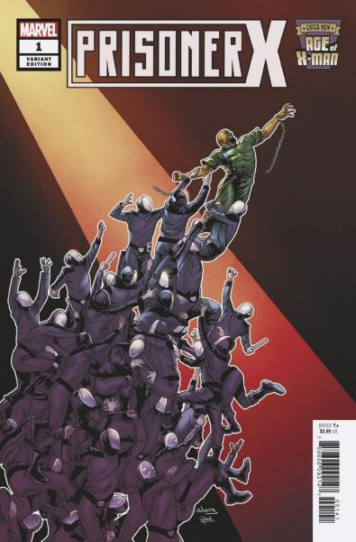 Age of X-Man: Prisoner X 1 Issue #1