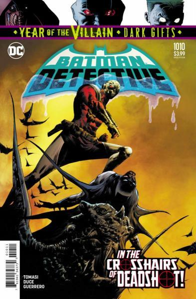 Detective Comics B1010 The Brave and the Old