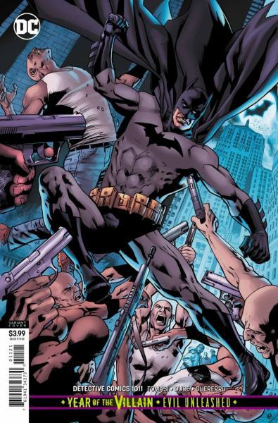 Detective Comics B1011 The Rising Sun