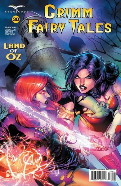 Grimm Fairy Tales A30 Land of Oz