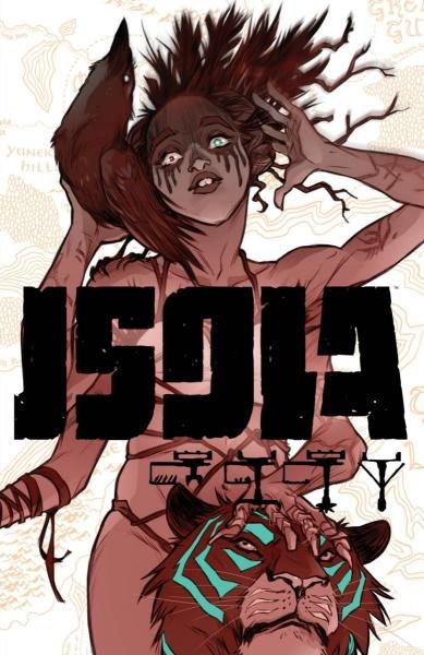 Isola 8 Issue #8