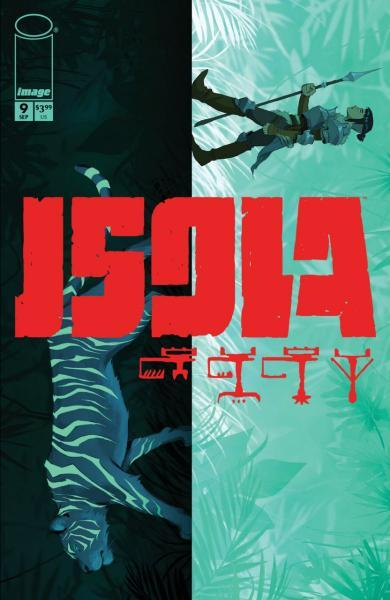 Isola 9 Issue #9