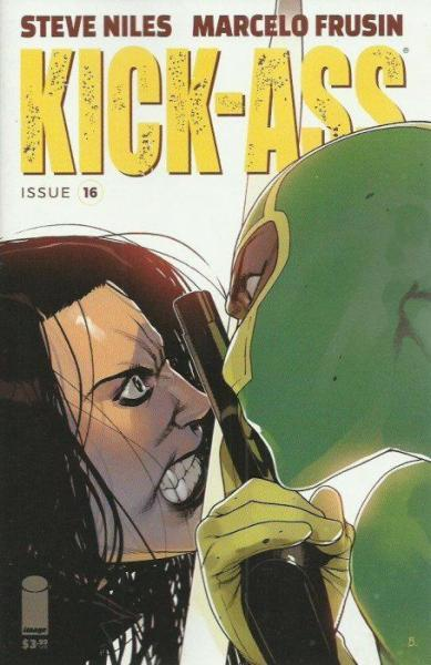 Kick-Ass (Image) 16 Issue #16