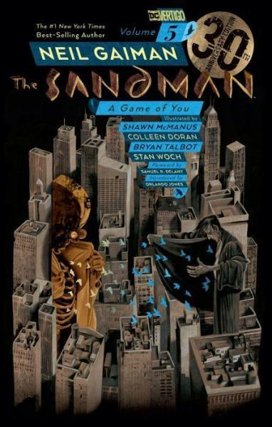 The Sandman (Gaiman) INT 5 A Game of You