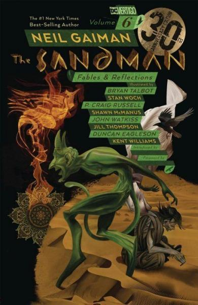 The Sandman (Gaiman) INT 6 Fables and Reflections