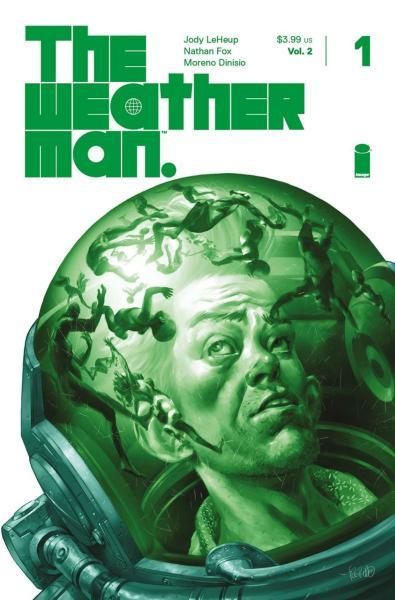The Weatherman A1 Issue #1