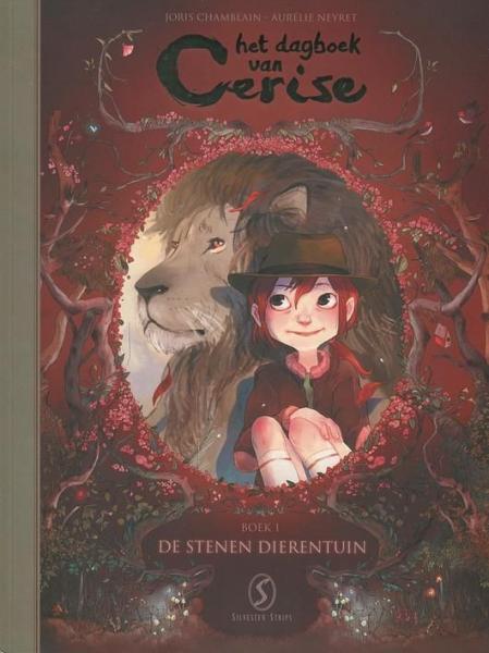 Het dagboek van Cerise 1 De stenen dierentuin