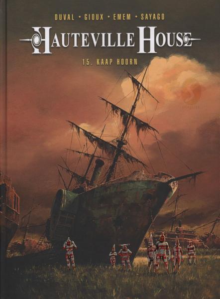 Hauteville House 15 Kaap Hoorn