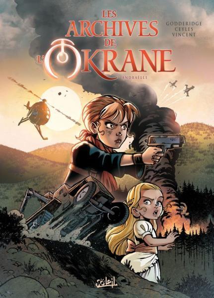 Les archives de l'Okrane 1 Andraëlle