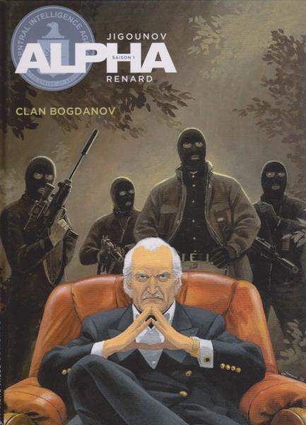 Alfa 2 Clan Bogdanov