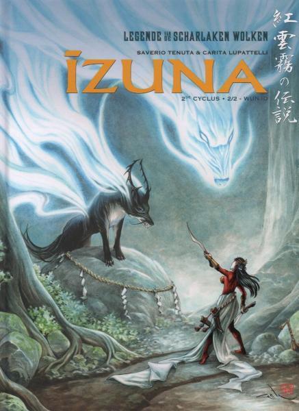 Legende van de scharlaken wolken - Izuna 4 Wunjo