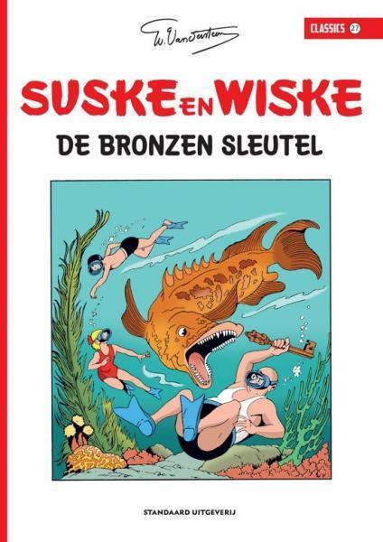 Suske en Wiske classics 27 De bronzen sleutel