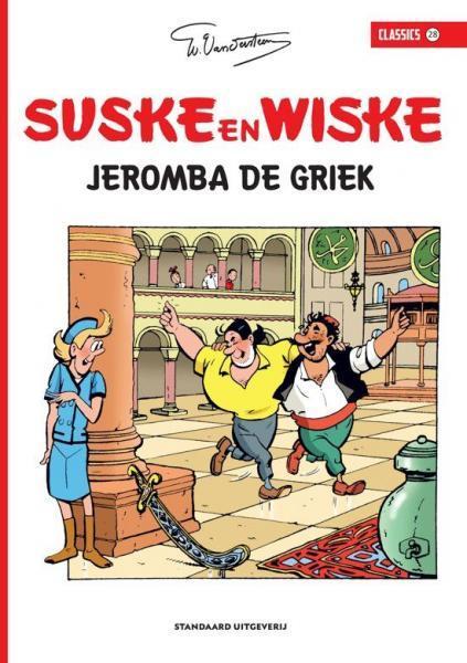 Suske en Wiske classics 28 Jeromba de Griek