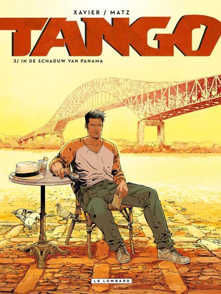 Tango (Xavier) 3 In de schaduw van Panama
