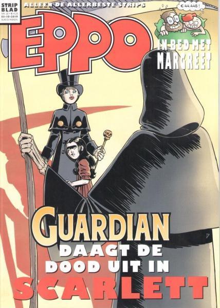 Eppo - Stripblad 2019 (Jaargang 11) 20 Nummer 20