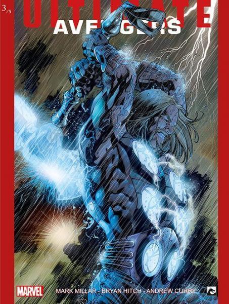 Ultimate Avengers (Dark Dragon) 3 Deel 3